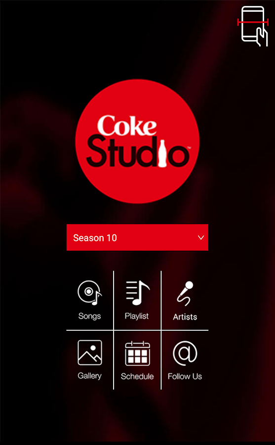 Coke Studio- screenshot