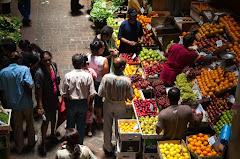 Visiter Le marché central de Port Louis
