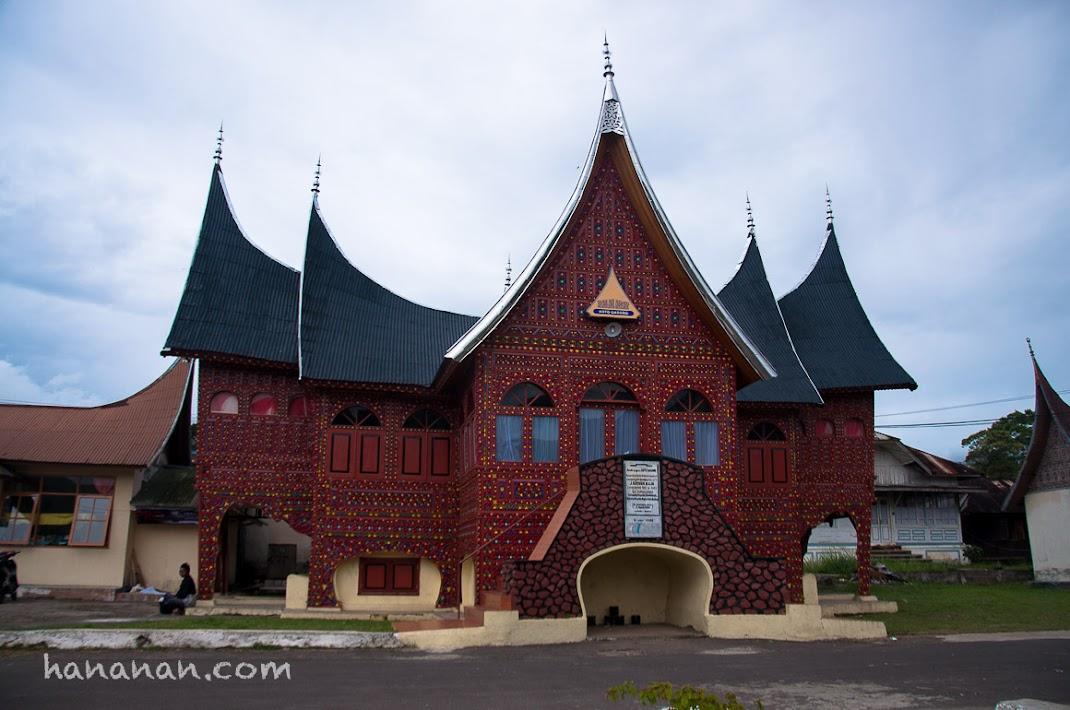 rumah gadang, sumatra barat, bukittinggi, agam