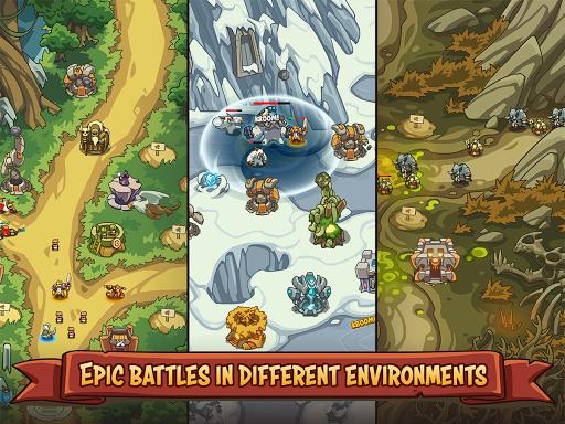 Empire Warriors TD: Defense Battle (Tower Defense) (Unreleased)  screenshots 3