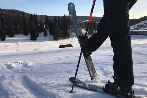 Ski raquette enfant