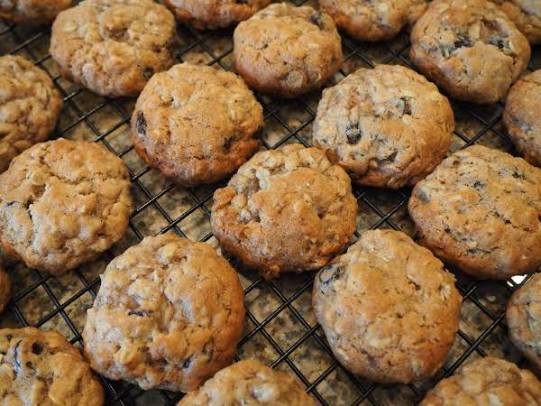 Lower My Cholesterol Oatmeal Cookies Recipe