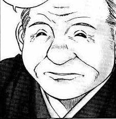 Hiruma Kihei is the mastermind behind the plot to steal the Kamiya Dojo.