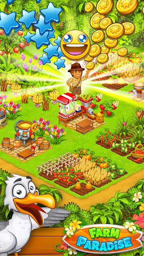 Farm Paradise: Fun farm trade game at lost island 1.78 screenshots 11