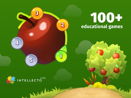 IK: Preschool Learning Games 4 Kids & Kindergarten screenshots 15
