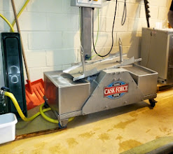 Photo: cask washer