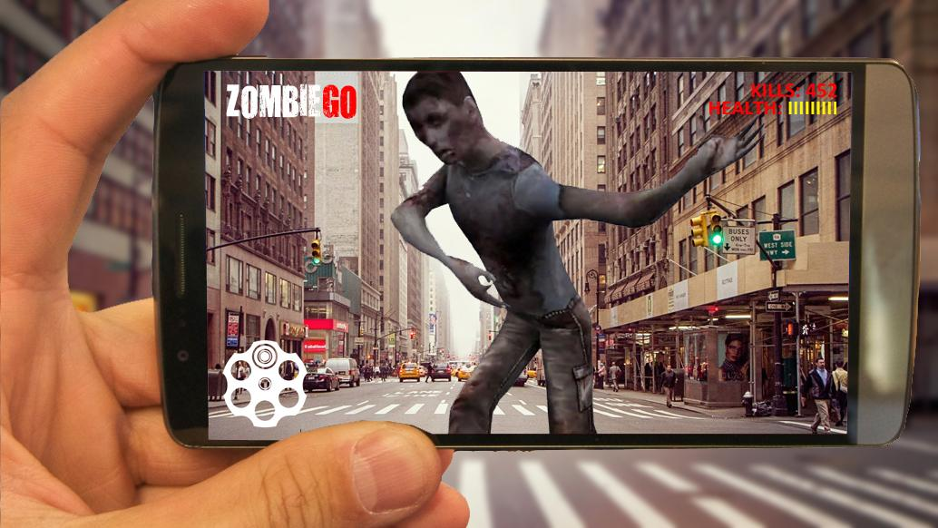 Zombie GO- screenshot