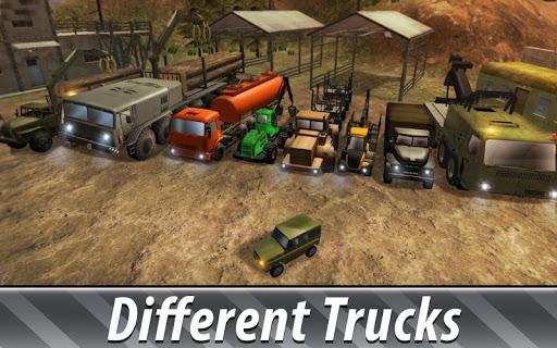 Logging Truck Simulator 2 apkpoly screenshots 2