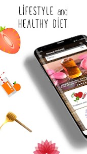 Natural Remedies: healthy life, food and beauty 2.09 Latest MOD APK 1