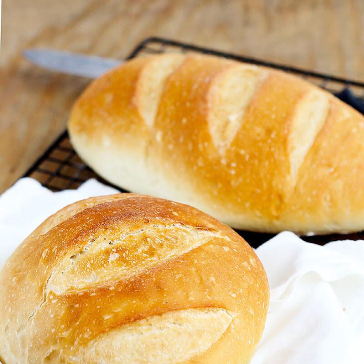 Easiest Artisan Yeast Bread