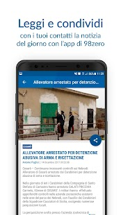 98Zero - L'informazione in provincia di Messina - náhled