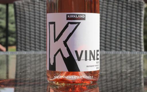 Kirkland Signature K Vine Rosé - Rather Quaffable