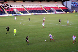 Photo: 08/11/08 v Livingston (SFL1) 0-0 - contributed by Gary Spooner