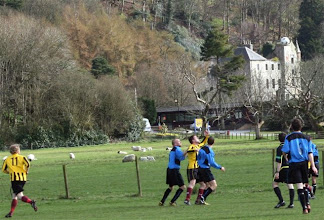 Photo: 02/04/11 v Mid Annandale (South of Scotland League) 1-0 - contributed by Mike Latham