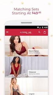Adore Me – Designer Lingerie - náhled