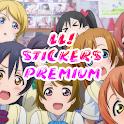 LL! Stickers Premium icon
