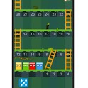 ⚕Snakes and Ladders Sap sidi Free board games 2020 icon
