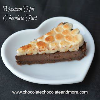 Mexican Hot Chocolate Tart.