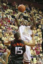 Photo: Mens Basketball Reunion Weekend. Miami game.
