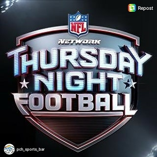Logo for THURSDAY NIGHT Football T-shirt Thursday