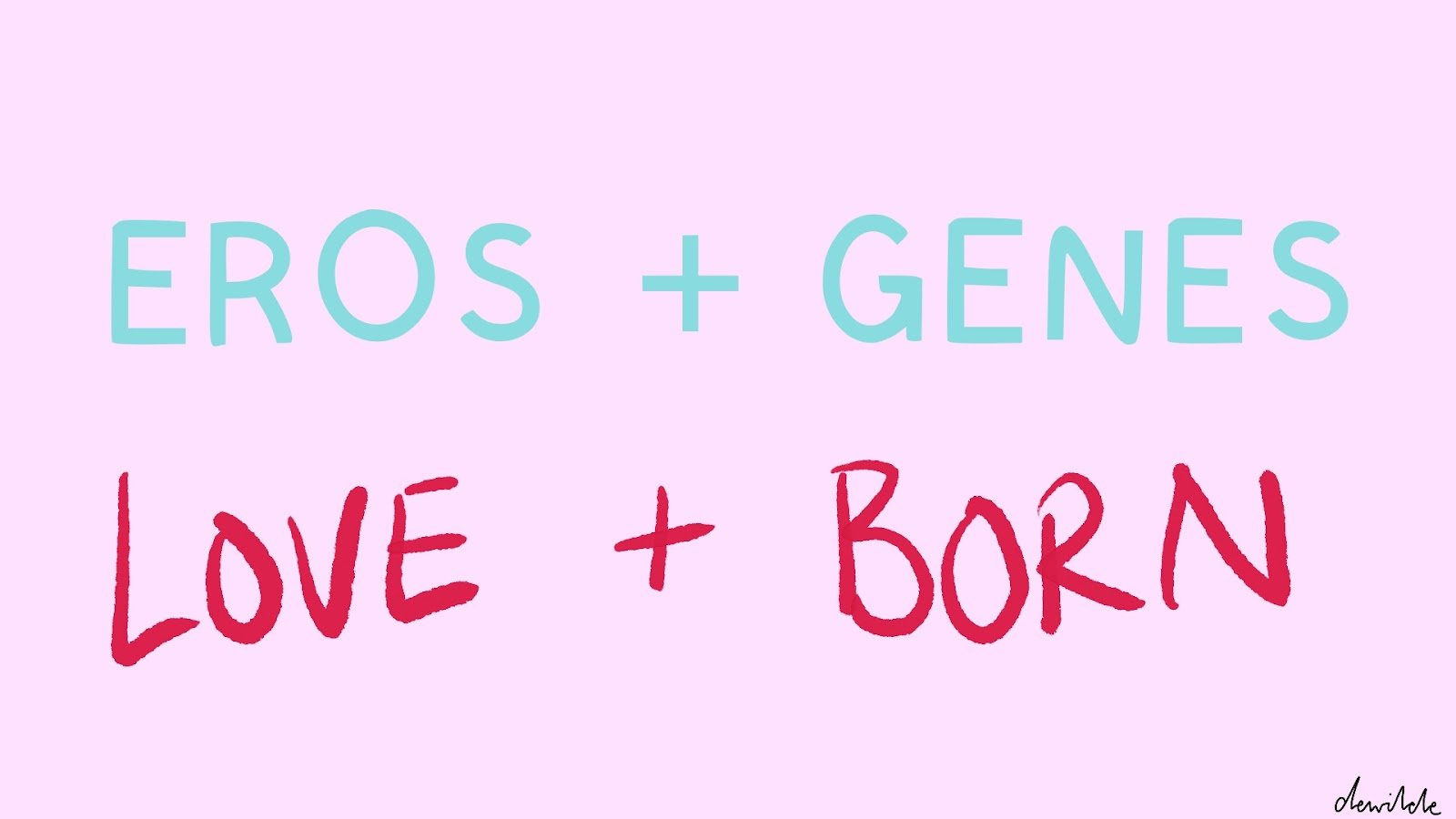 Image with Erogenous zones etymology. 'Eros' comes from Greek meaning 'love' and 'genes' mean 'born'. These are your love-producing zones.