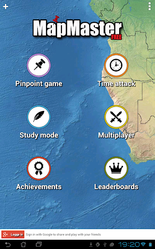 MapMaster FREE  screenshot 9