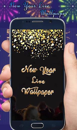 Happy New Year Live Wallpaper 1.0 screenshots 1