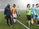 Thibault Peyre revient sur l'arrêt de la rencontre Charleroi-Malines