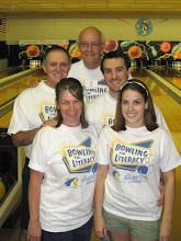 Photo: 2010 Rotary Club of DeBary-Deltona Literacy Bowling Team - August 14, 2010
