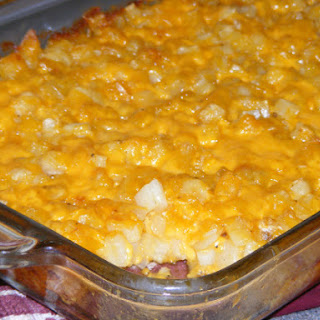 Hash Brown Potato Cassarole