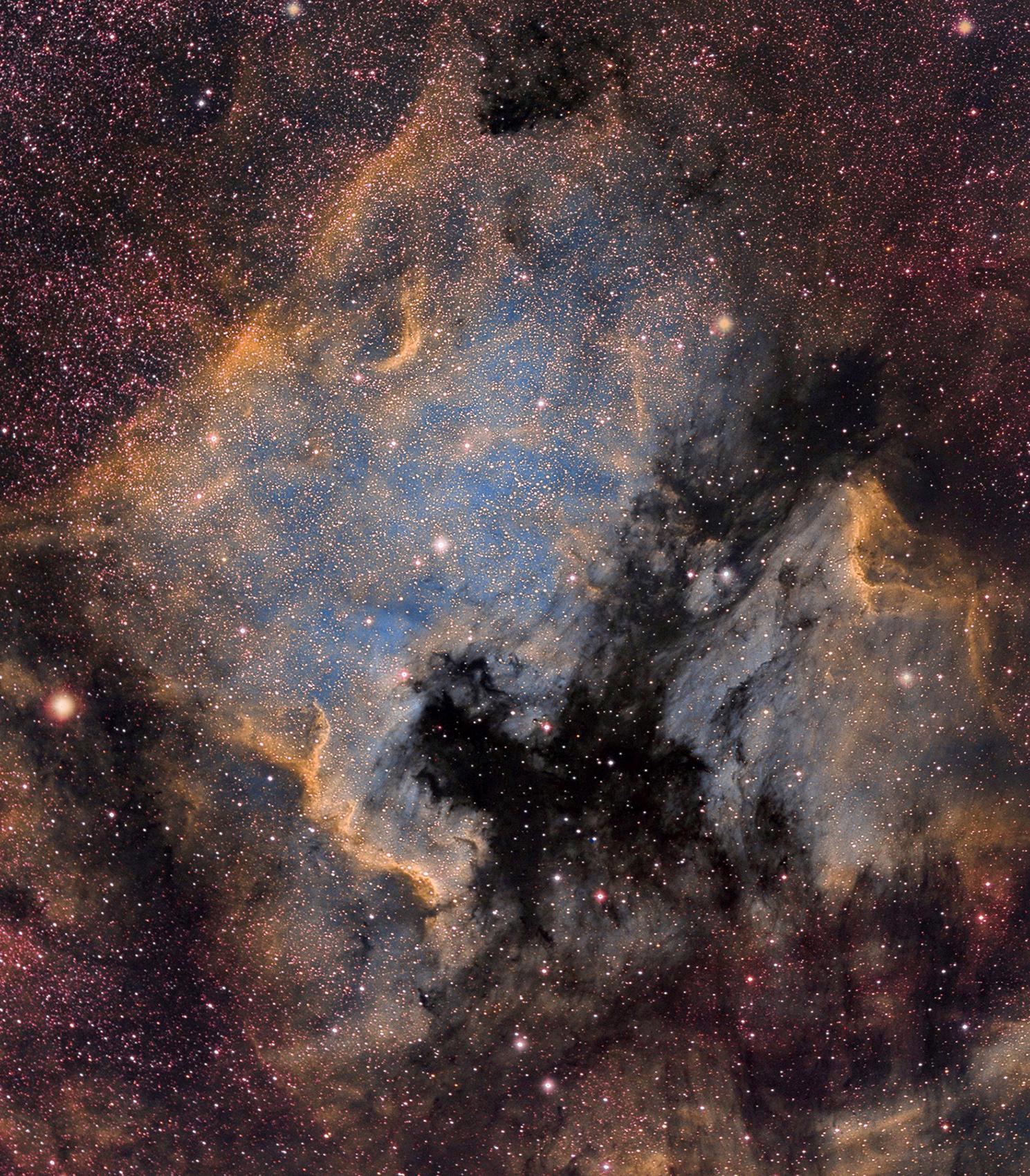 Moltitudine di stelle  di Alexx70