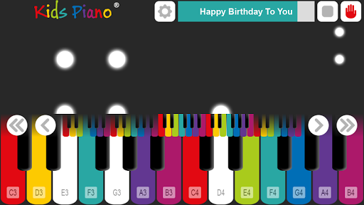 Kids Piano u00ae 2.2 screenshots 2
