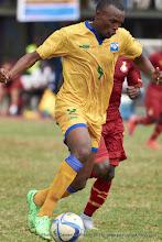 Photo: Jacques Tuyisenge (9) [Rwanda Vs Ghana AFCON2017 Qualifier, 5 Sep 2015 in Kigali, Rwanda.  Photo © Darren McKinstry 2015