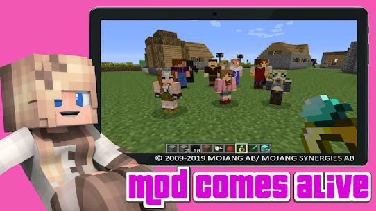 Mod Comes Alive 7