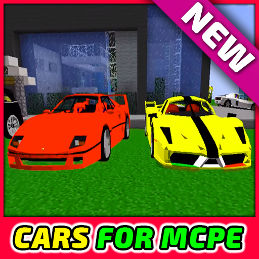 New Cars for Minecraft Mod