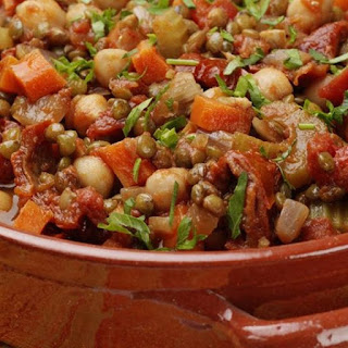 Lentil And Bean Casserole Recipes