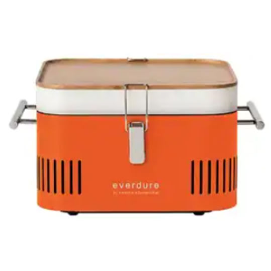 Everdure CUBE Kolgrill Orange