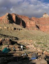 Photo: Backpackers Camp, Clear Creek Trail, Grand Canyon National Park, Arizona