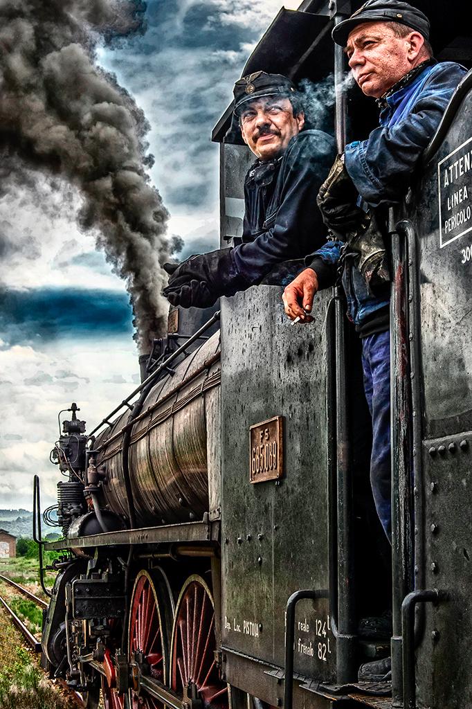 L'Ultimo Treno di Emanuele Vergari