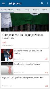 Srbija Vesti - náhled