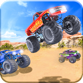 Off Road Monster Truck Racing
