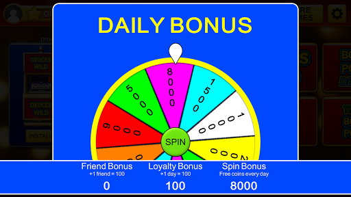 Video Poker u2660ufe0fu2665ufe0f Classic Las Vegas Casino Games 1.6.3 screenshots 3