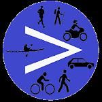 Next-Gen GPS Tracker Icon
