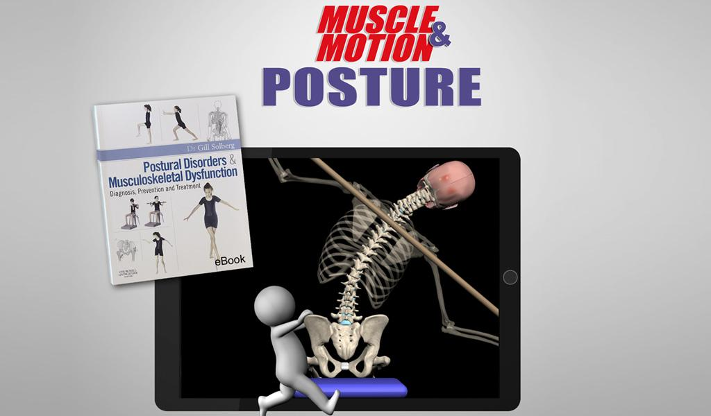 Muscle and Motion POSTURE- screenshot