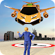 Future Flying Robot Car Taxi Cab Transport Games (game)