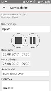 Trader Mobile - náhled