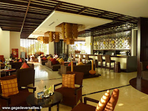 Photo: #021-Le bar du Novotel Halong Bay