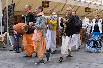 Photo: Krishnas in Bratislava