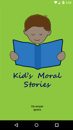 Kids Moral Stories