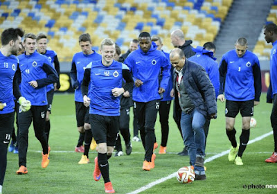 Bruges suit un attaquant colombien